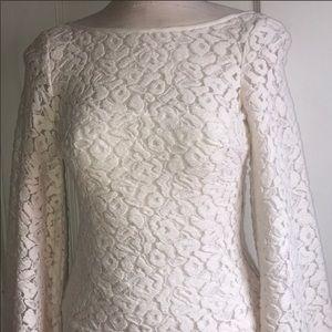 Elizabeth and James Tops - Elizabeth & James bell sleeves lace top S
